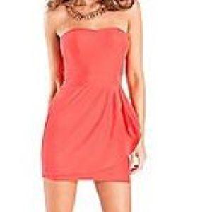 Marciano Strapless Dress